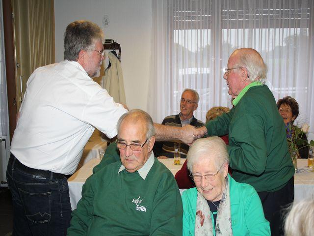 Seniorenfahrt 2013